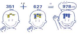 ピコは、受験に役立つ『そろばん脳』を作る教室です。